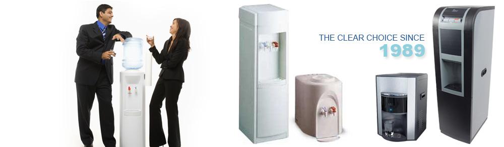 Aqua Cooler the Clear Choice since 1989